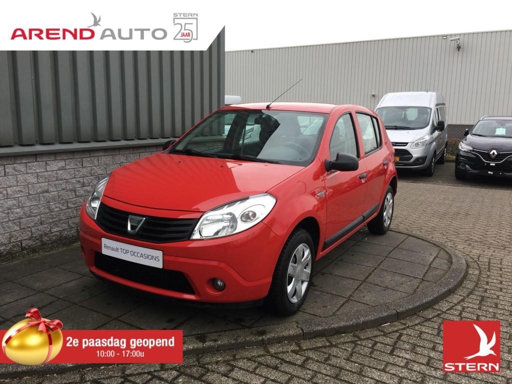 Dacia Sandero 1.2 16v 75