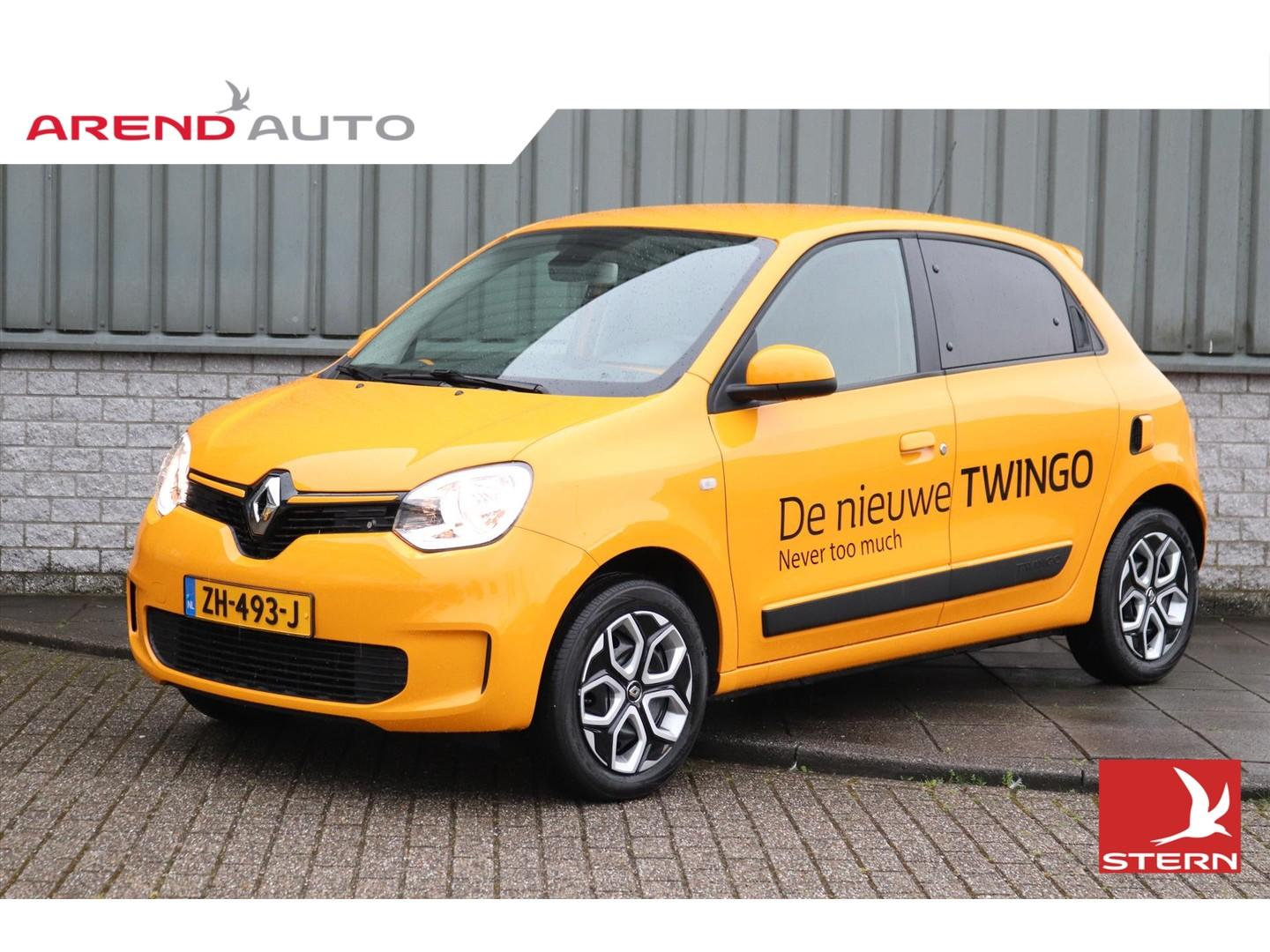 Renault Twingo 1.0 sce 75pk collection