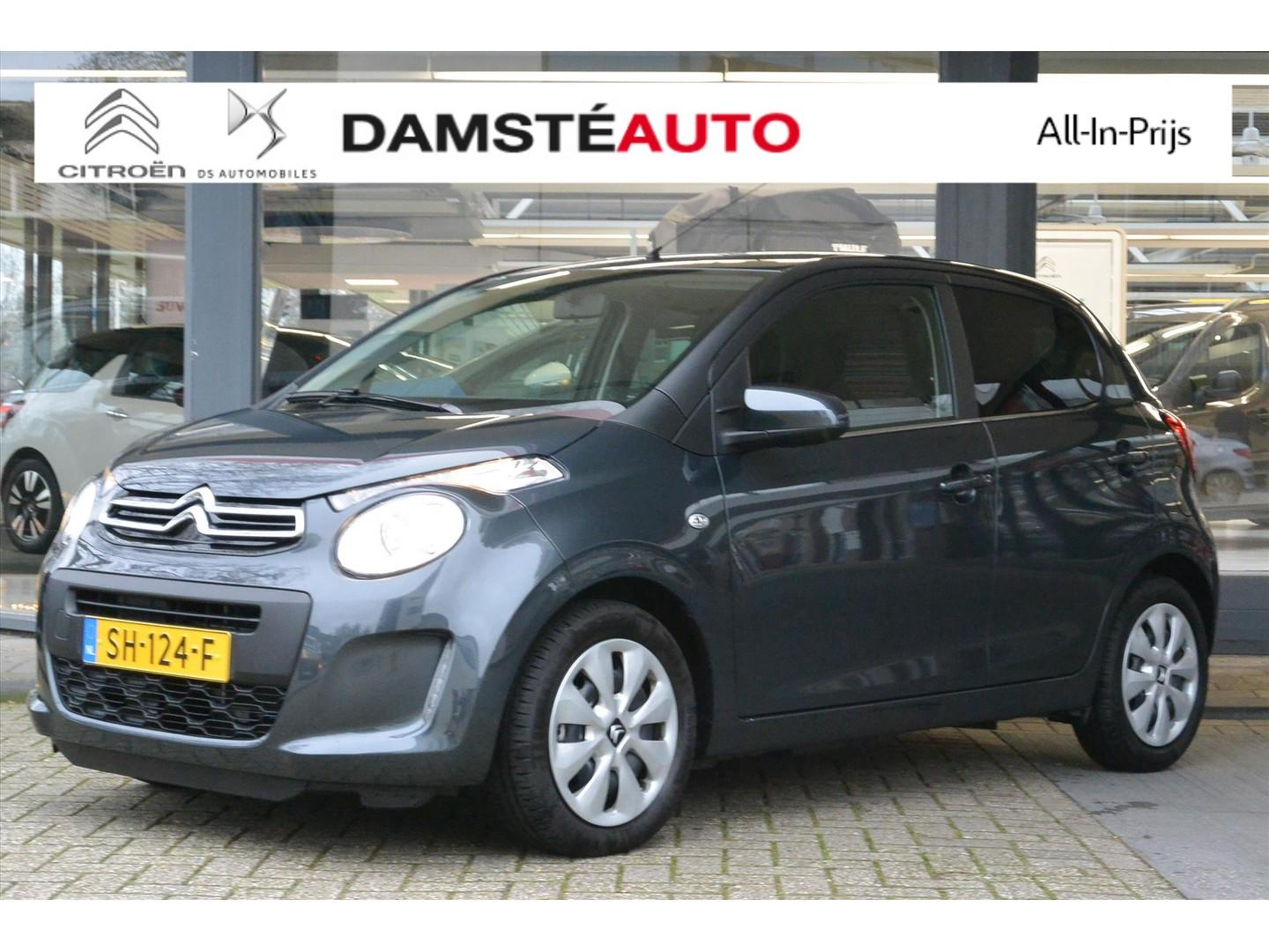 Citroën C1 5-drs feel pack comfort airco