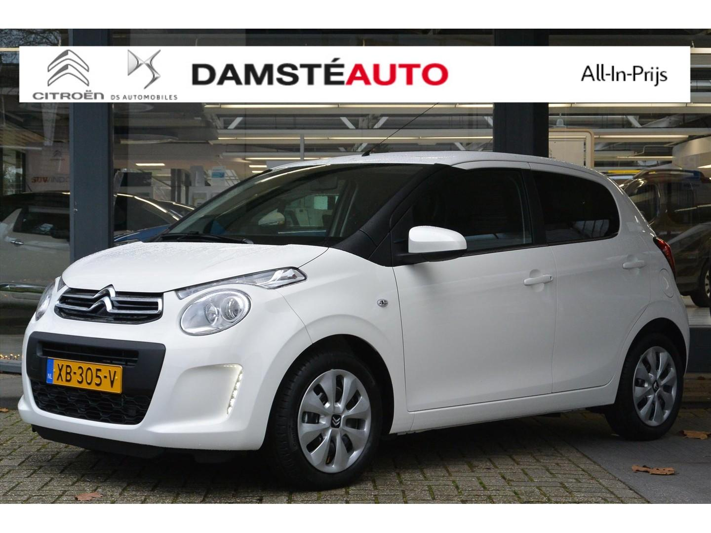 Citroën C1 5-drs feel pack comfort & look airco