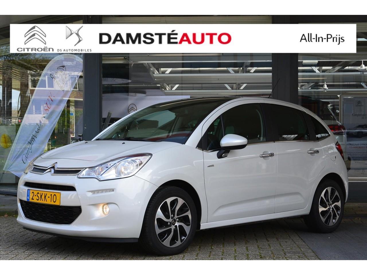 Citroën C3 1.6 e-hdi exclusive ecc airco