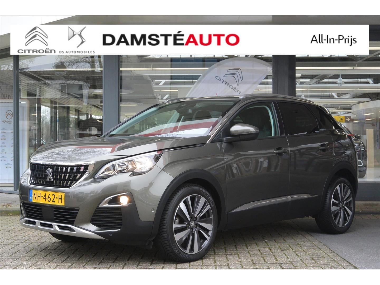 Peugeot 3008 130pk première navigatie automatische airco