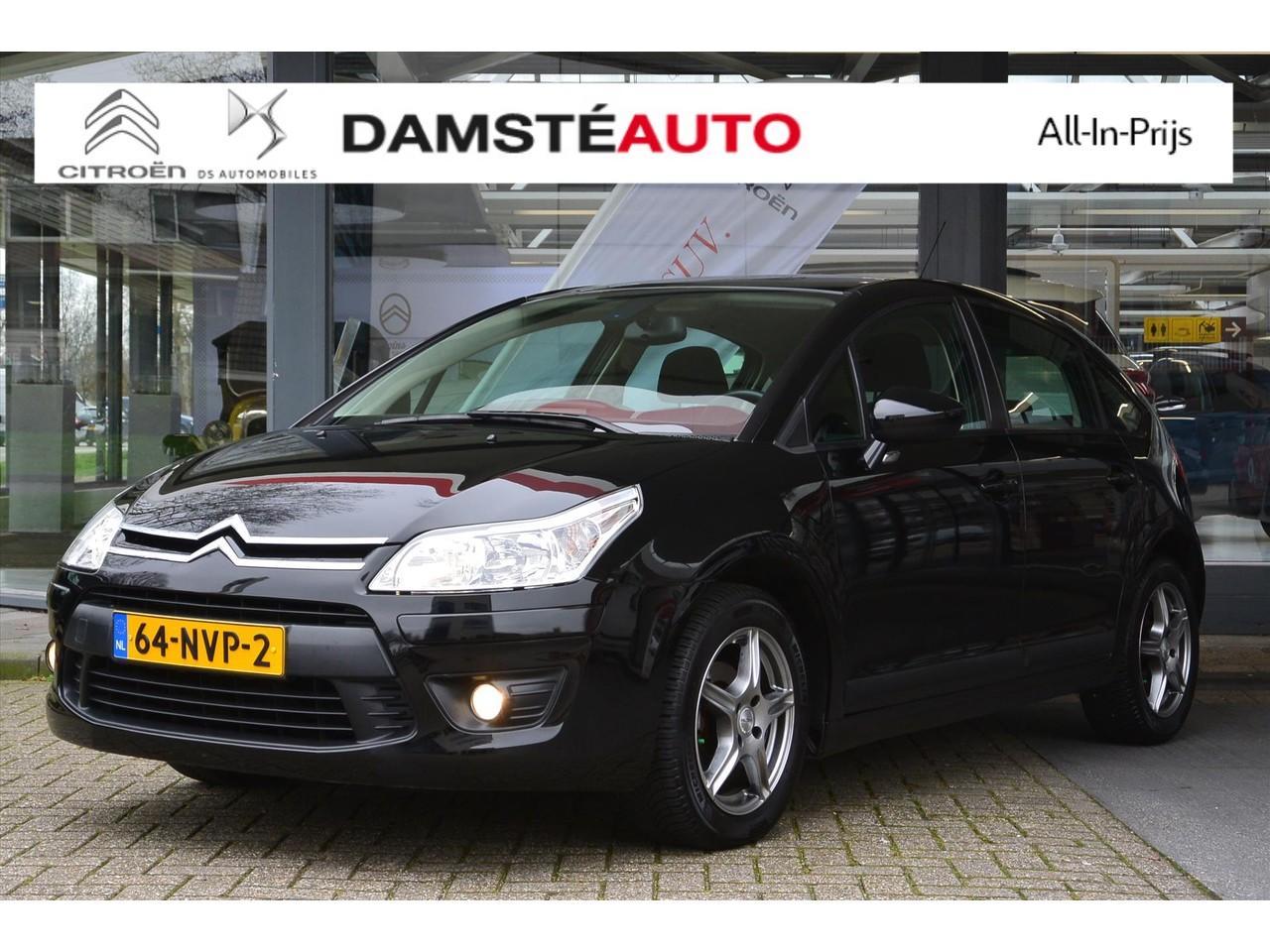 Citroën C4 1.6 vti berline anniversaire airco trekhaak