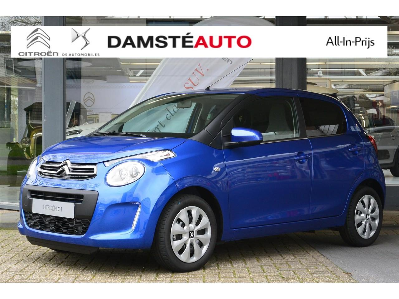 Citroën C1 Vti 72 s&s feel pack comfort & look airco