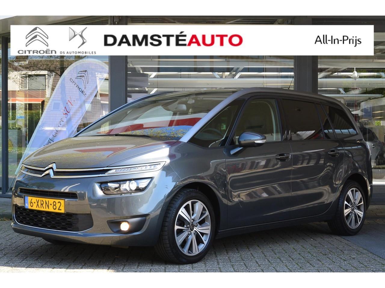 Citroën Grand c4 picasso 150pk business leder navigatie