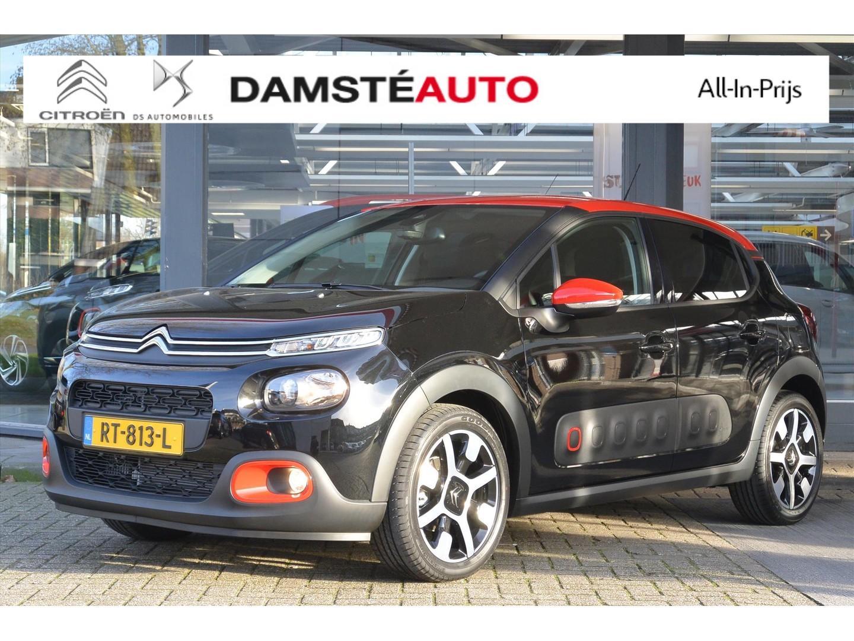 Citroën C3 110 shine pack smile navigatie airco ecc