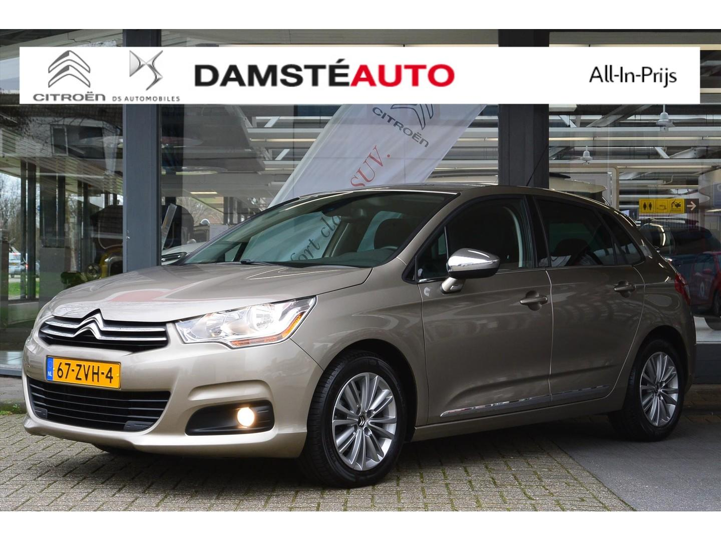 Citroën C4 120pk ligne business navigatie trekhaak