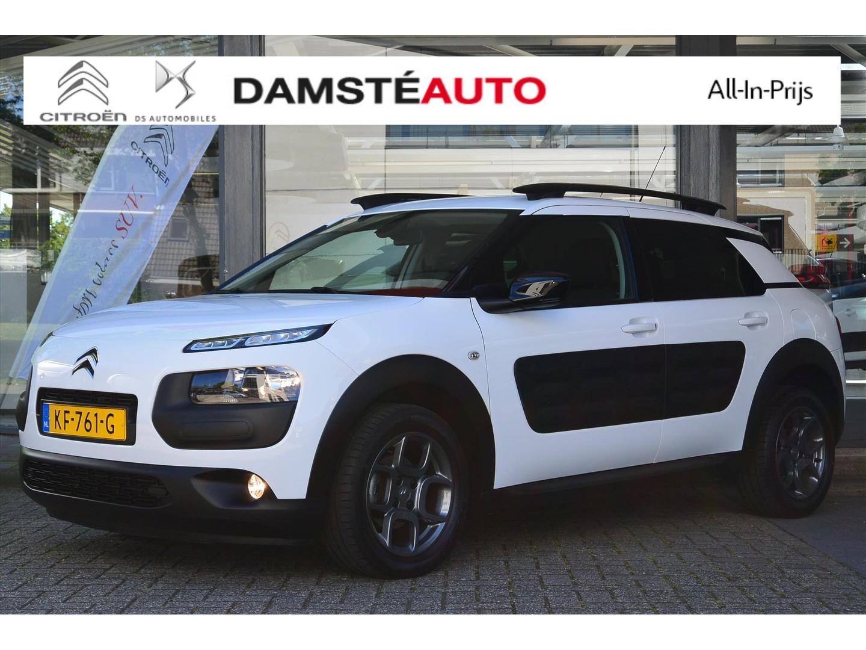Citroën C4 cactus 110pk shine navigatie airco ecc