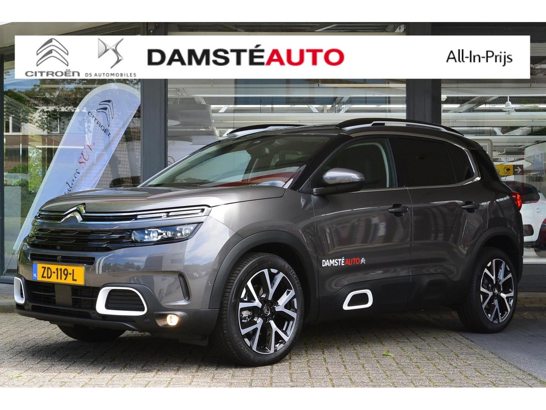 Citroën C5 aircross 180pk eat8 shine navigatie leder s/k dak