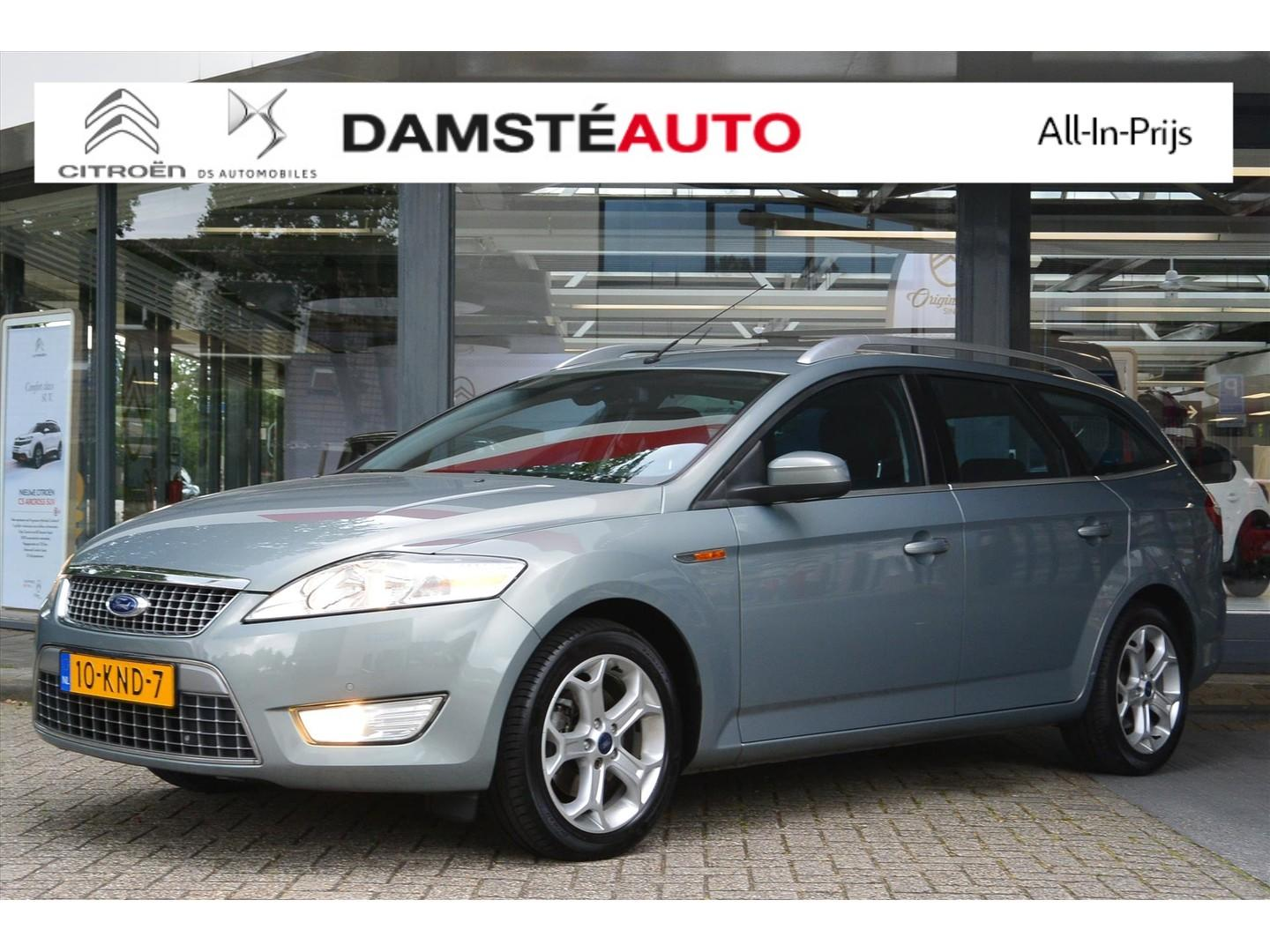 Ford Mondeo 2.0 16v 140pk wagon limited trekhaak