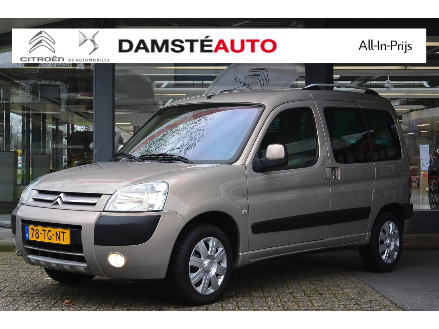 Citroën Berlingo 110pk multispace x-tr airco trekhaak