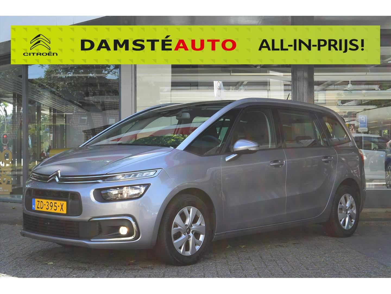Citroën Grand c4 spacetourer 130pk business navigatie airco 7 pers keyless entry