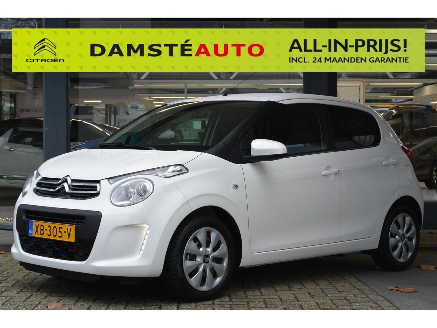 Citroën C1 Vti 72pk feel│pack look│pack comfort