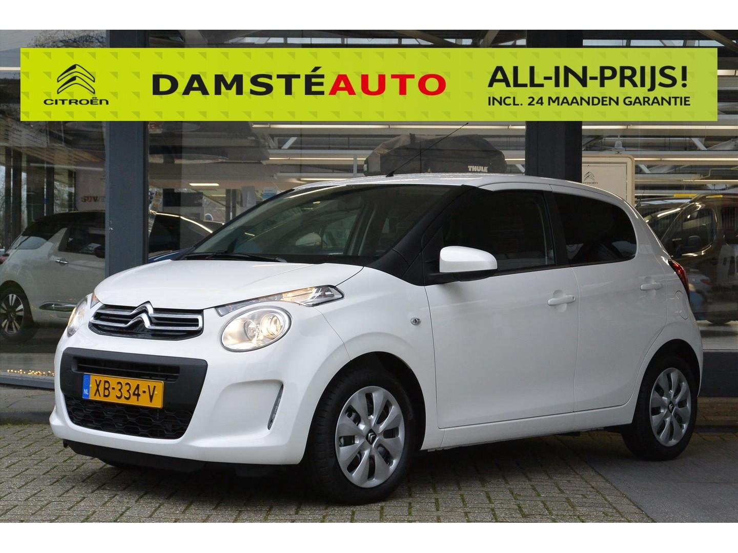 Citroën C1 Vti 72pk feel│pack comfort│pack look