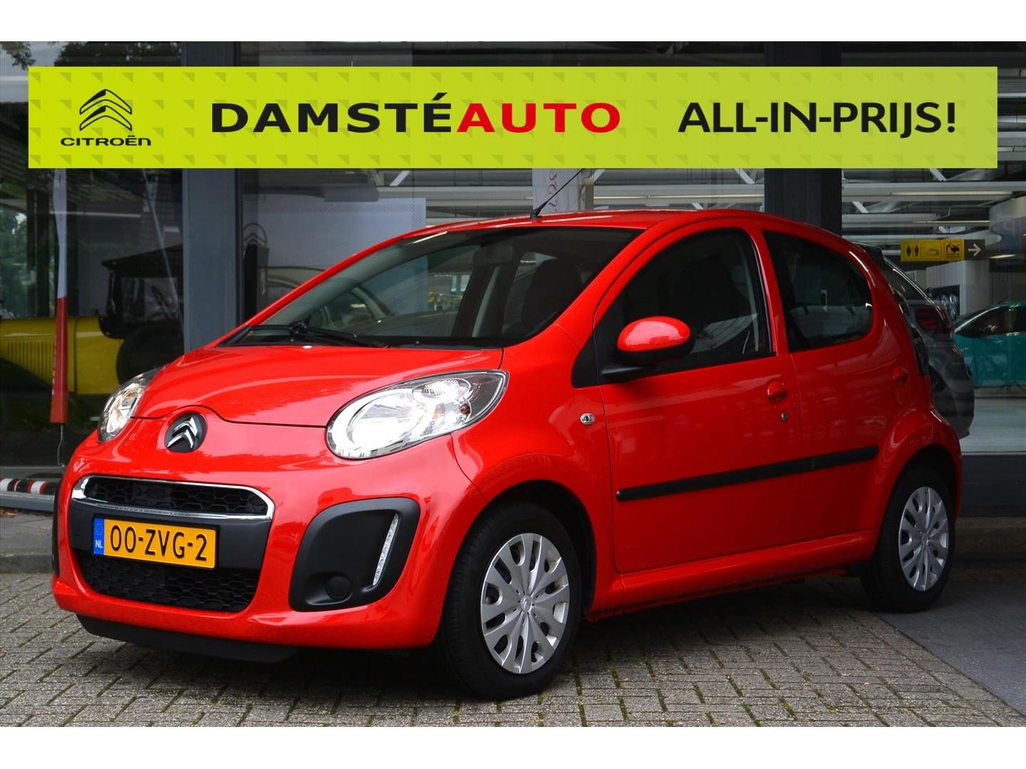 Citroën C1 1.0 5-drs collection│airco│lage km 14.500