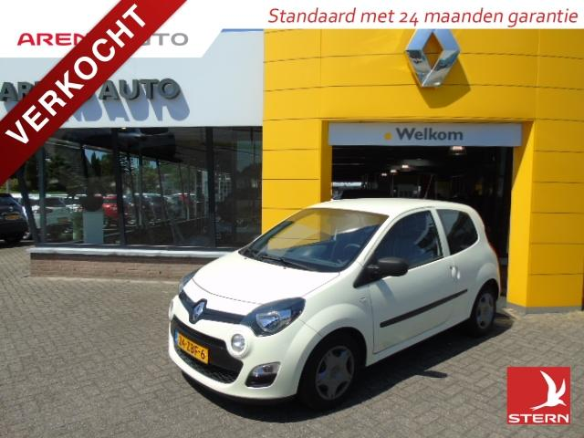 "Renault Twingo Authentique 1.2 16v 75 eco² ""geen airco"""