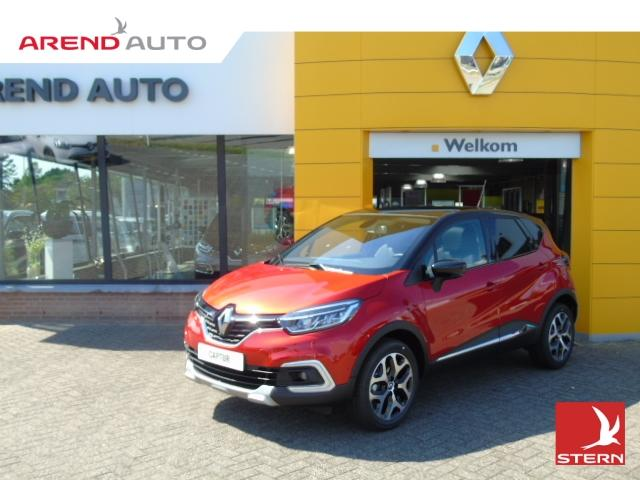 renault captur tce 120 edition one phase 2 full option bij arend auto renault arend auto. Black Bedroom Furniture Sets. Home Design Ideas