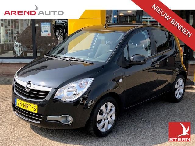 "Opel Agila 1.2 16v 63kw enjoy ""hoge instap!!"""