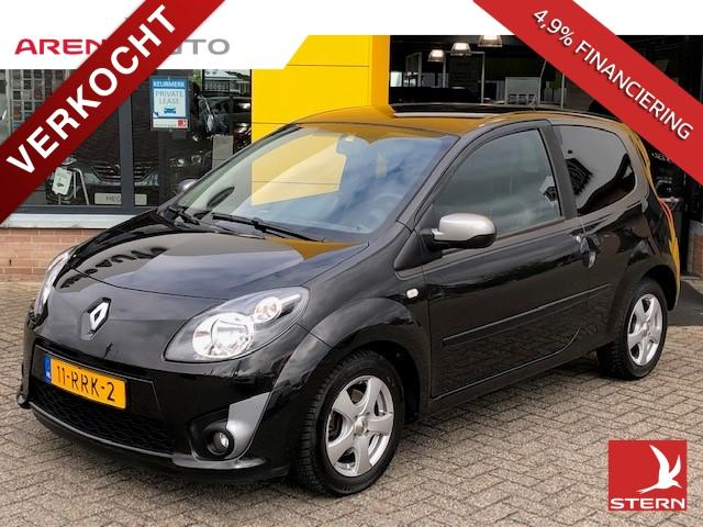 Renault Twingo 1.2 16v 75pk eco² night & day incl. winterbandenset op lm velg