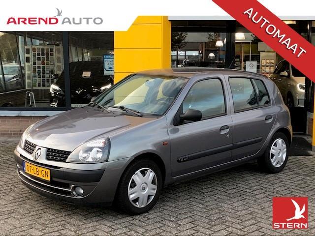 "Renault Clio 1.4 16v expression ""automaat & 5 deurs"""