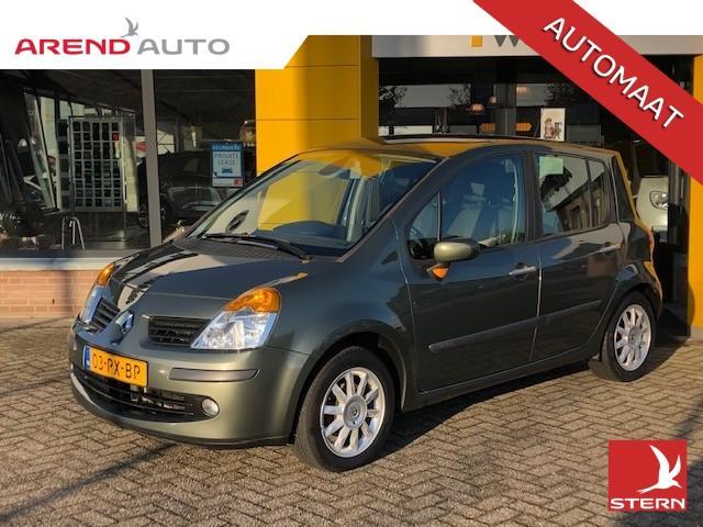 Renault Modus 1.6 16v dynamique luxe automaat!!