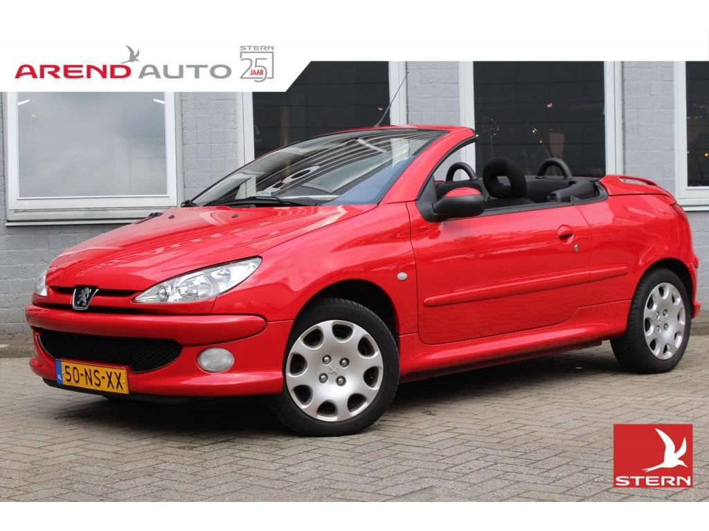 Peugeot 206 1.6 16v cc quicksilver coupe pack