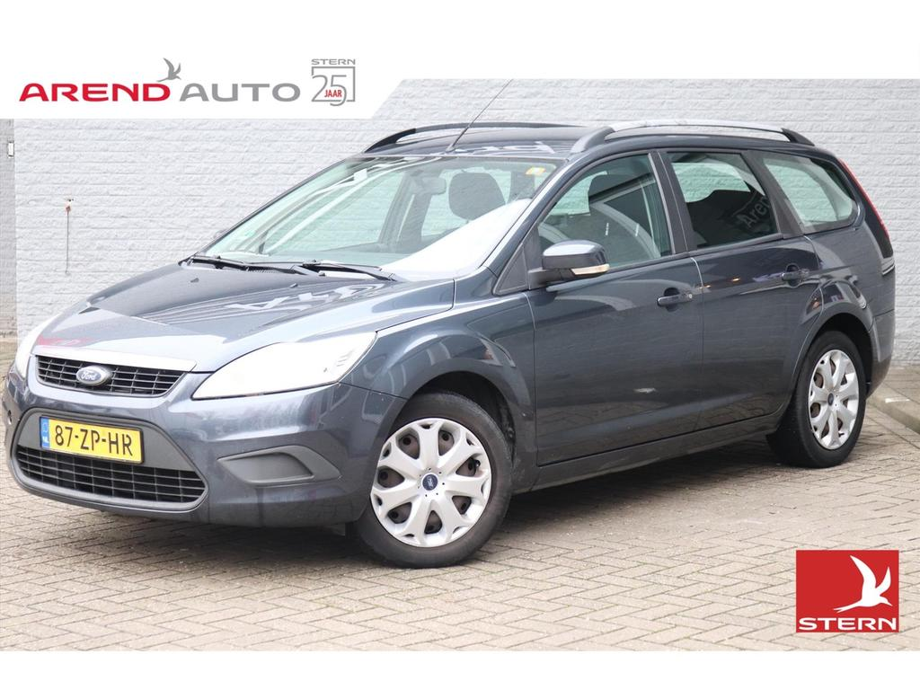 Ford Focus 1.6 74kw wagon trend