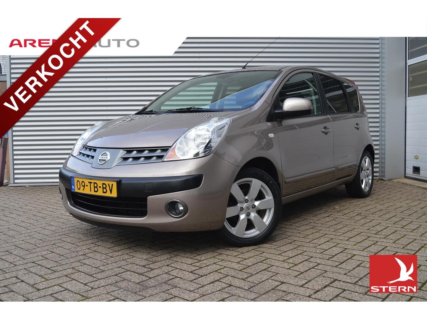 Nissan Note 1.4 88pk first note airco trekhaak