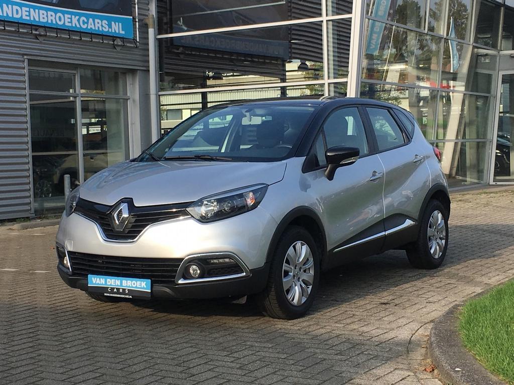 Renault Captur 0.9 tce zen navi / sensoren
