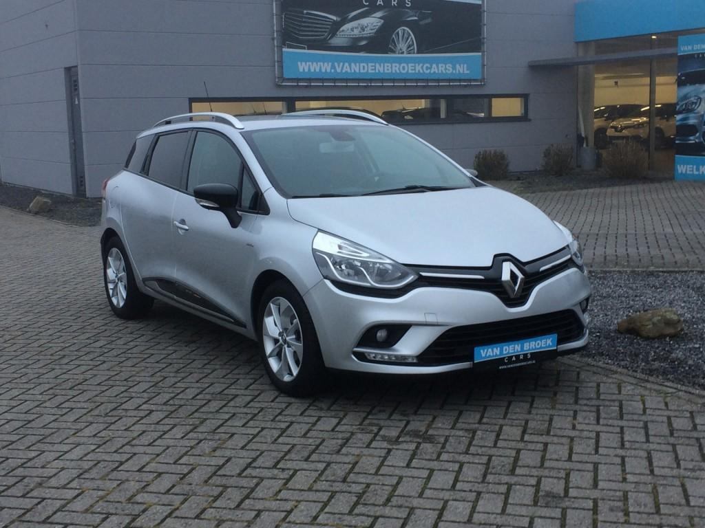 Renault Clio Estate 1.2 tce limited edc automaat 120 pk