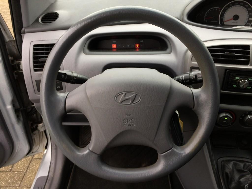Hyundai Matrix 1.6I ACTIVE PURE
