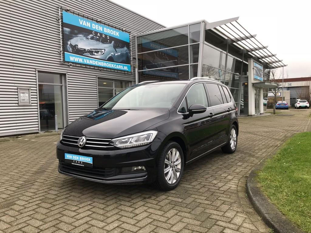 Volkswagen Touran 1.4 tsi highline 7p 150 pk / vol vol vol
