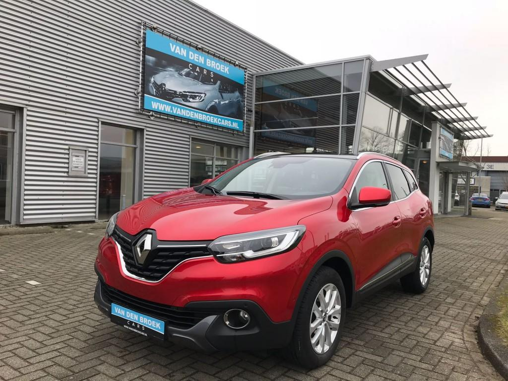 Renault Kadjar 1.2 tce intens packs: lumiere, tech