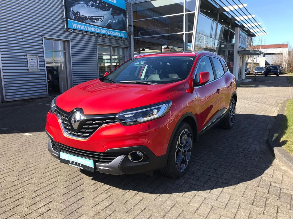 """Renault Kadjar 1.2 tce intens packs: tech, winter, 19"""" extreme wielen"""