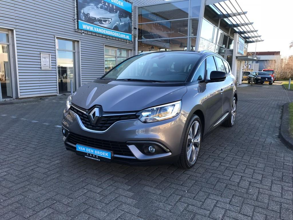"""Renault Grand scénic 1.2 tce intens 7p. easy parking / 8.7"""" navi"""
