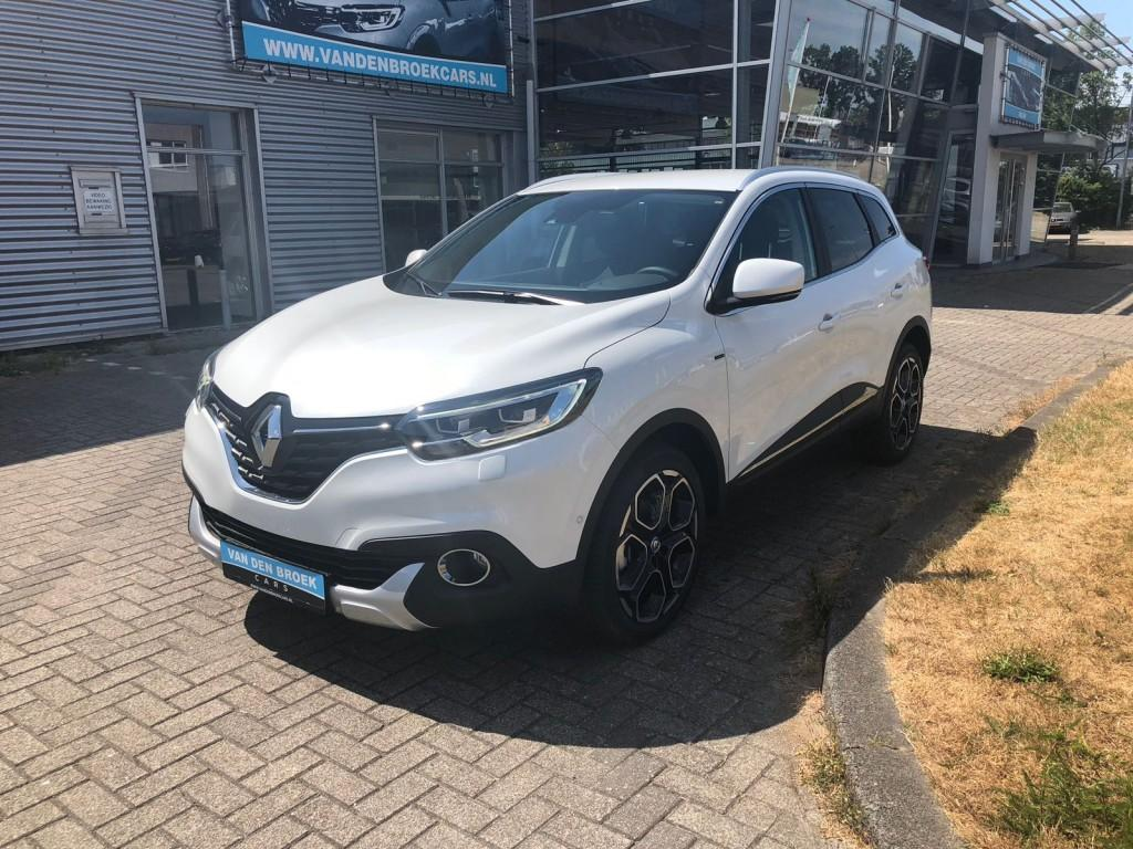 Renault Kadjar 1.2 tce intens packs: tech, full led, 19""