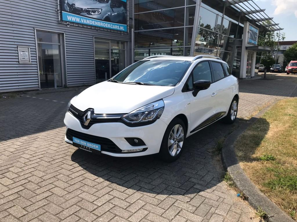 Renault Clio Estate 0.9 tce limited keyless / climate / sensoren