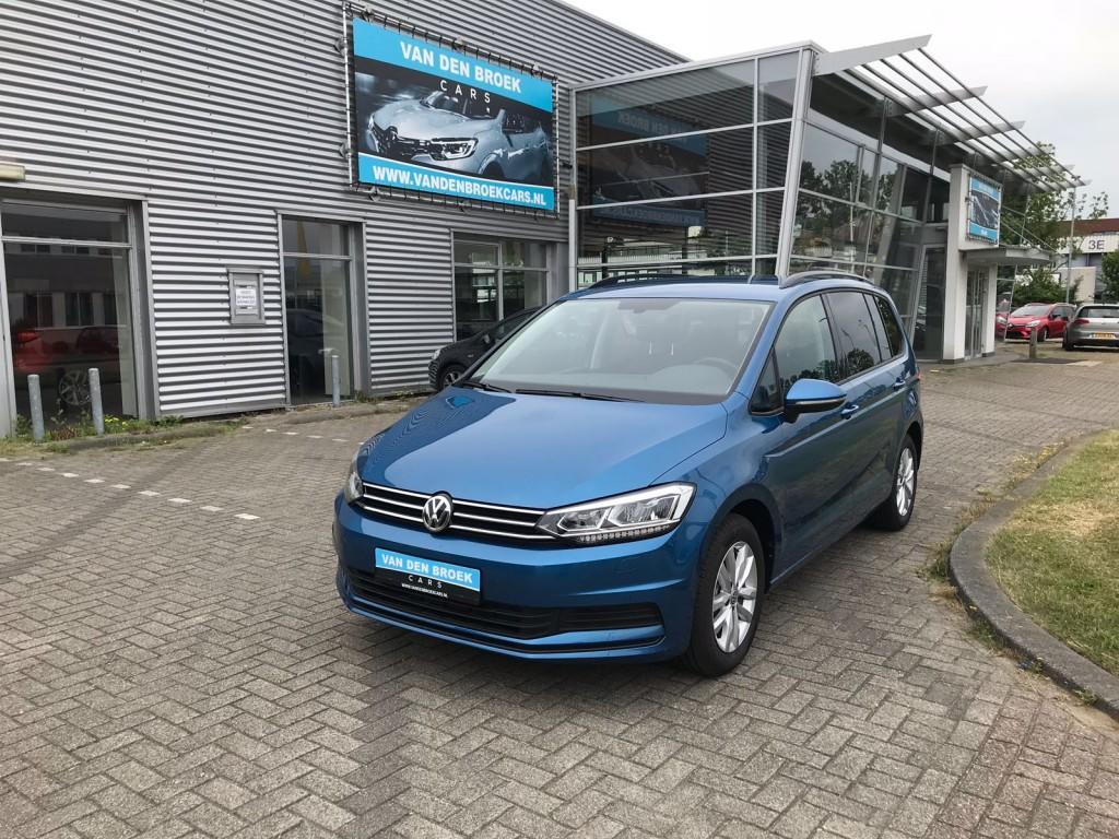 Volkswagen Touran 1.4 tsi highline 7p navi / 3 jaar garatie / 47.500 nieuw!