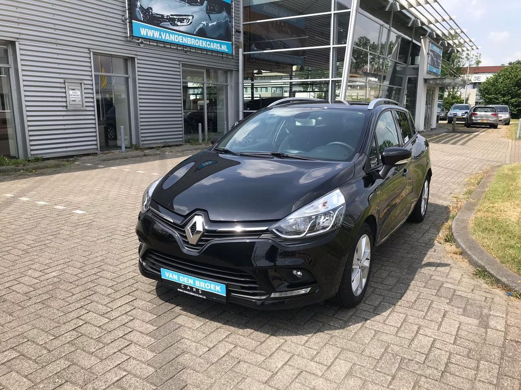 Renault Clio Estate 1.2 tce limited edc automaat / navi / sensoren