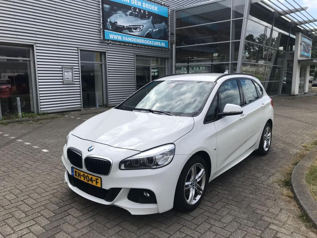 Bmw 2 serie Active tourer 216d corporate lease m sport navi--park assist--full option--