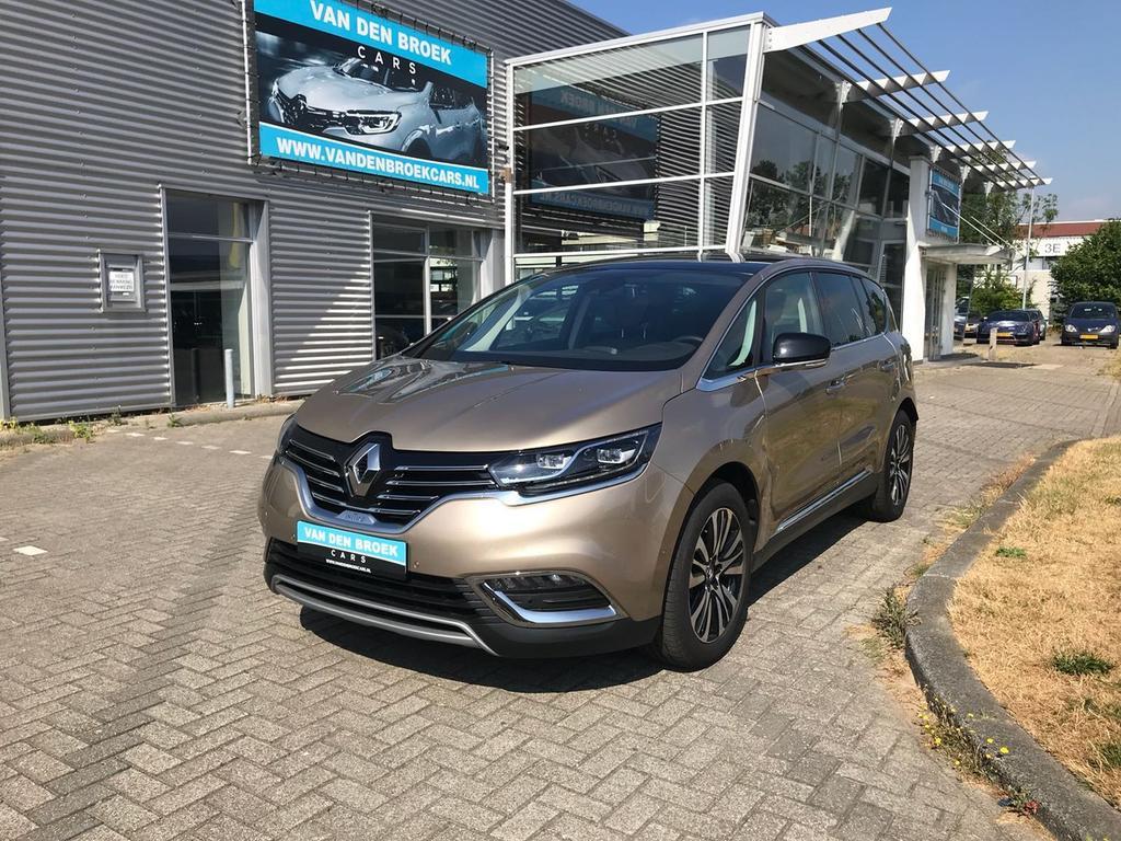 Renault Espace 1.8 tce initiale paris 7p. wegklapbare trekhaak