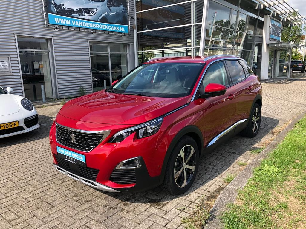 Peugeot 3008 1.6 e-thp allure navi / led / drive assistance / safety / dab