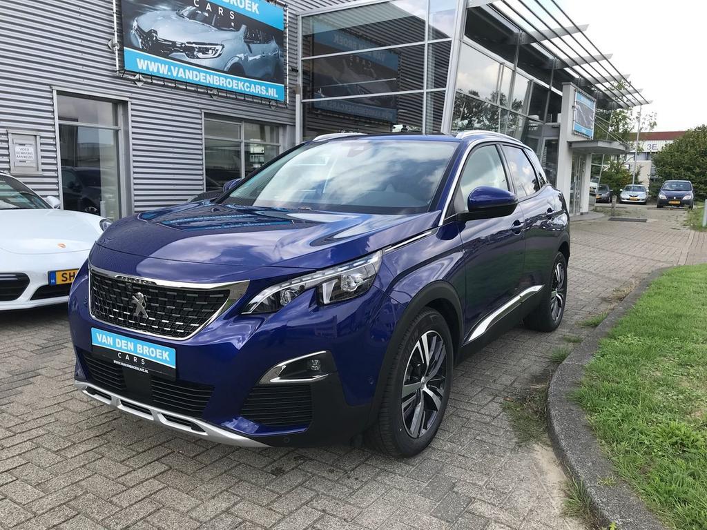 Peugeot 3008 1.6 e-thp allure alle opties!