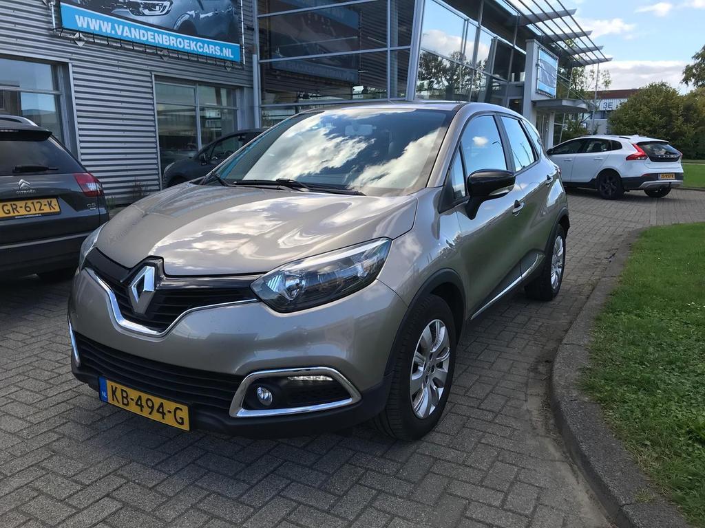 Renault Captur 1.5 dci expression