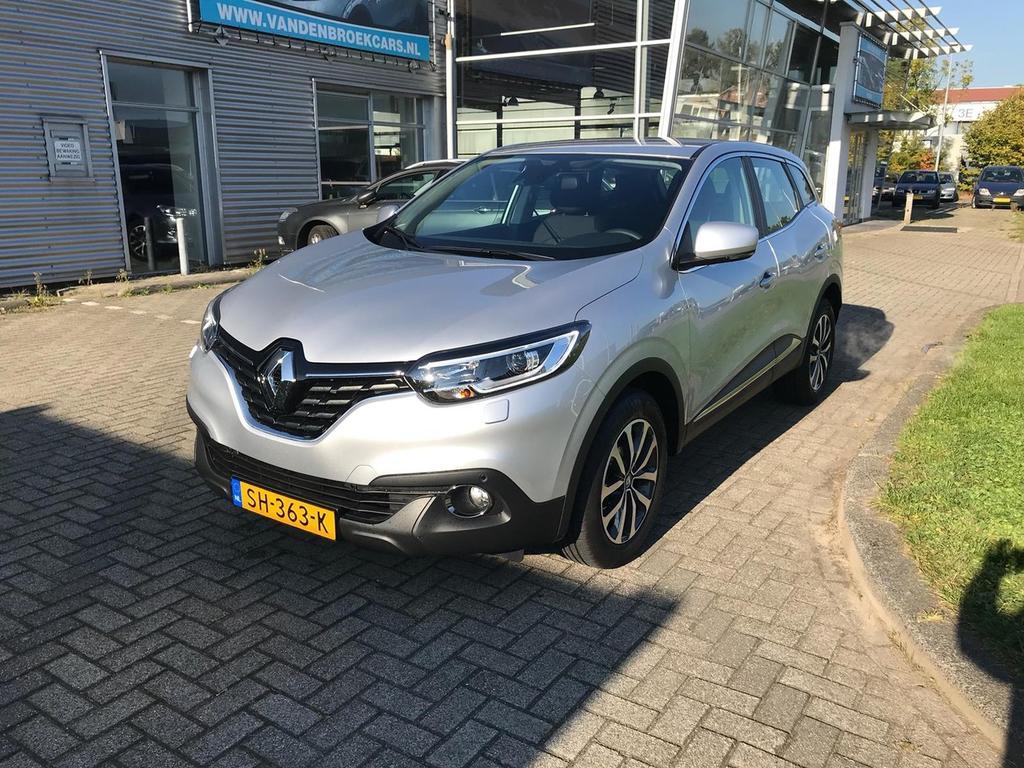 Renault Kadjar 1.2 tce limited nl auto / eerste eigenaar nap