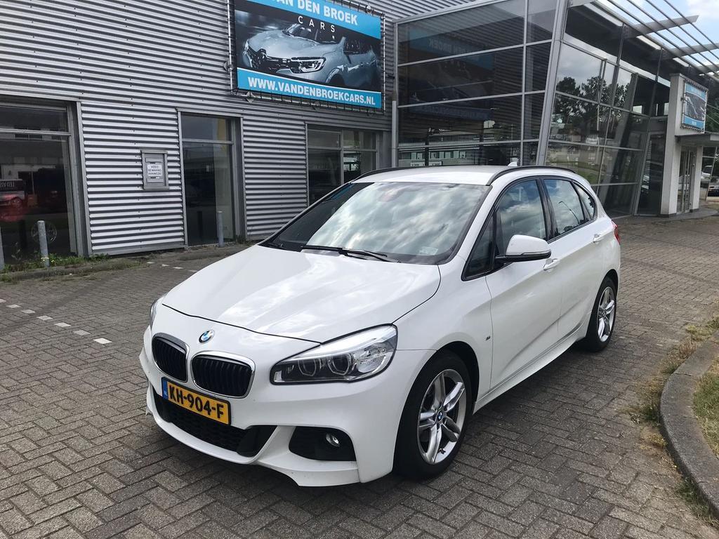 Bmw 2 serie Active tourer 216d corporate lease m sport nap nl auto / navi / m sport