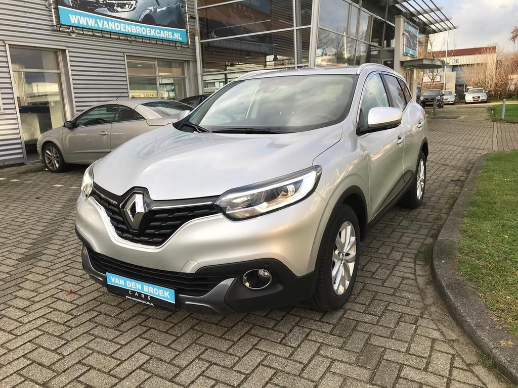 Renault Kadjar 1.2 tce intens 130 pk / edc automaat / navi