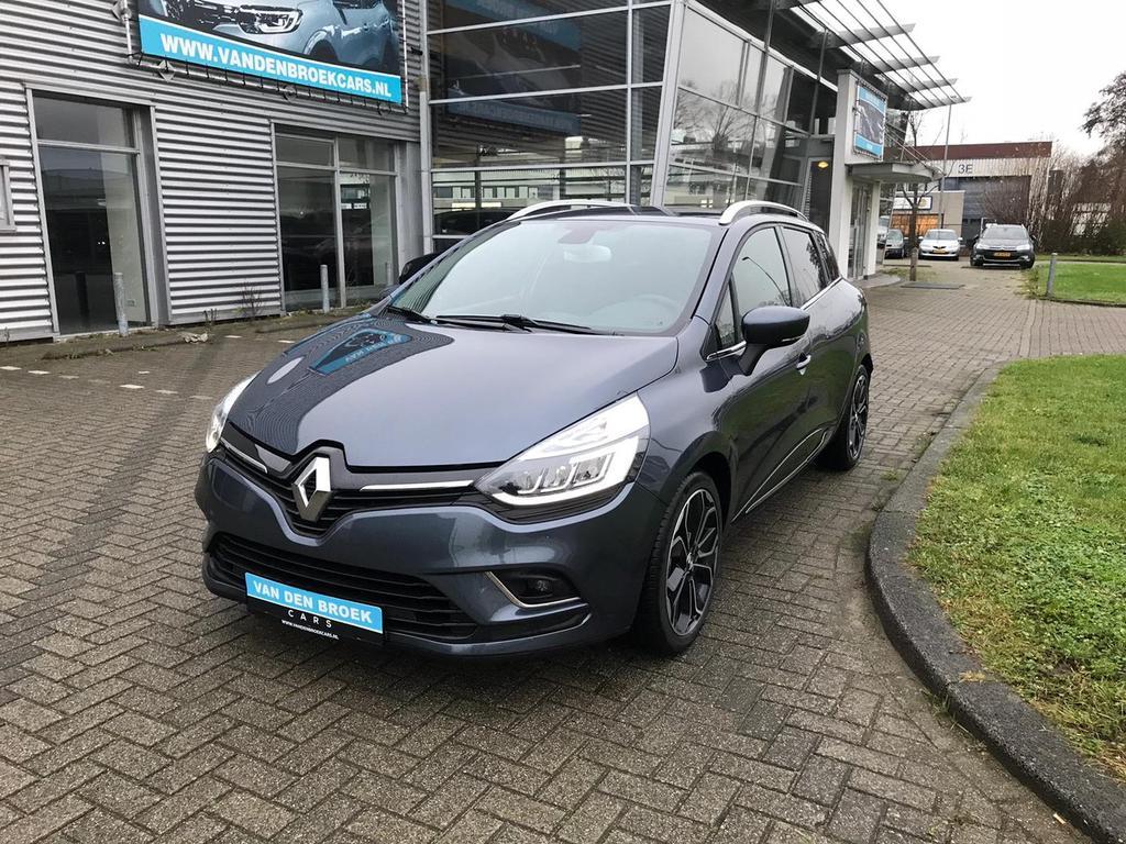 Renault Clio Estate 0.9 tce intens