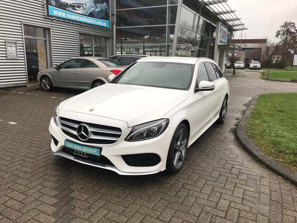 Mercedes-benz C-klasse Estate 200 amg volle auto