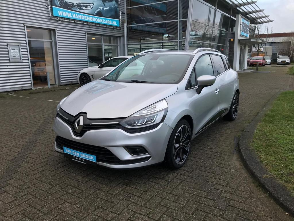 "Renault Clio Estate 0.9 tce intens navi / 17"" lm"